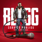 Service Publigg (Live im Volkshaus) by Bligg