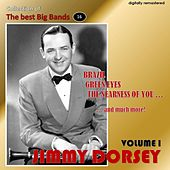 Collection of the Best Big Bands - Jimmy Dorsey, Vol. 1 (Remastered) de Various Artists