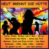 Heut' brennt die Hütte by Various Artists
