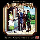 Folge 15: Das Rätsel von Boscombe Valley von Sherlock Holmes - Die geheimen Fälle des Meisterdetektivs