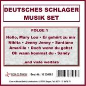 Deutsches Schlager Musik Set, Folge 1 de Various Artists