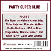 Party Super Club, Folge 2 de Various Artists