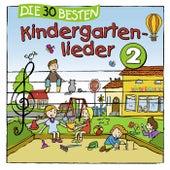 Die 30 besten Kindergartenlieder 2 von Simone Sommerland, Karsten Glück & die Kita-Frösche