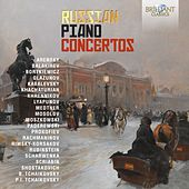 Russian Piano Concertos by Various Artists