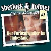 Die Originale - Fall 51: Der Farbenhändler im Ruhestand von Sherlock Holmes