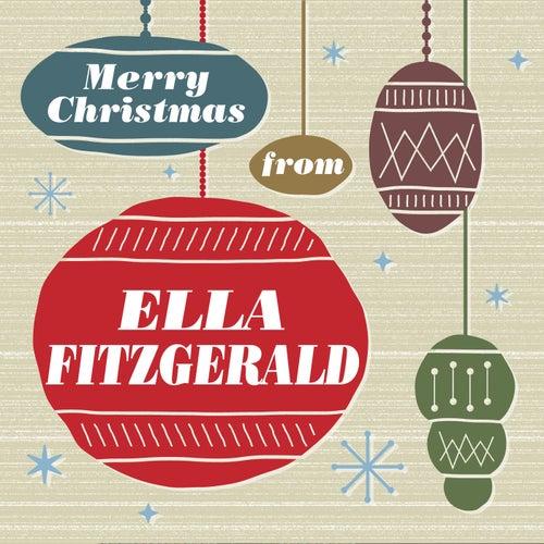 Merry Christmas From Ella Fitzgerald by Ella Fitzgerald