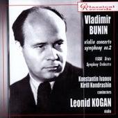 Vladimir Bunin. Violin Concerto, Symphony No.2 by Various Artists