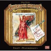 Folge 8: Walpurgisnacht von Sherlock Holmes - Die geheimen Fälle des Meisterdetektivs