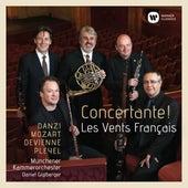 Concertante! - Danzi: Sinfonia concertante in E-Flat Major: III. Rondo allegretto (Arr. Bodart) von Les Vents Français