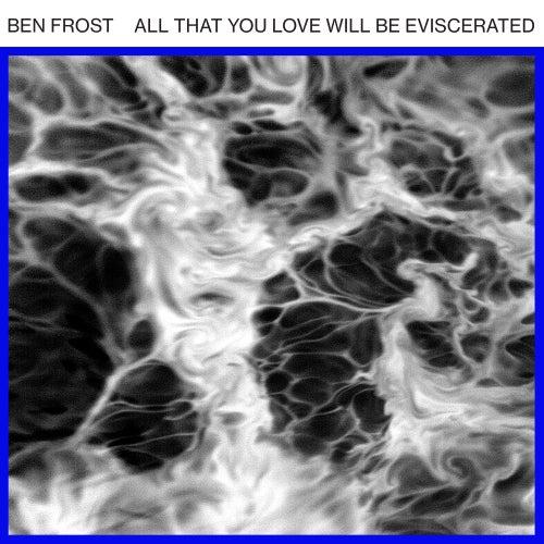 Self Portrait In Ultramarine by Ben Frost