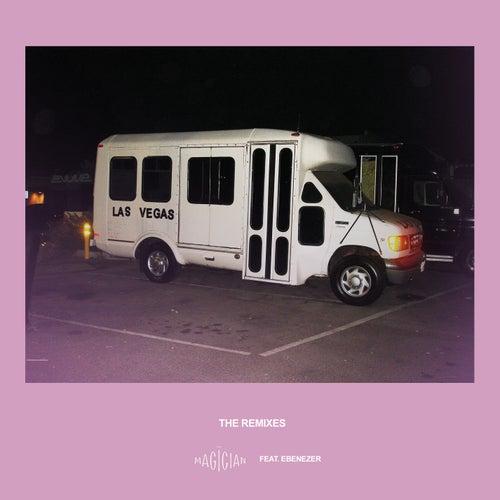 Las Vegas (The Remixes) di The Magician