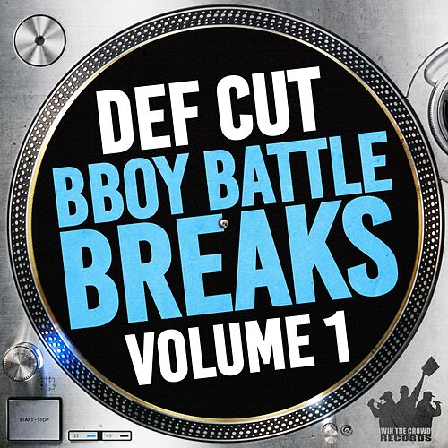 B-Boy Battle Breaks 1 von Def Cut