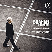 Brahms: Piano Concerto No. 2 in B-Flat Major, Op. 83 by Nelson Goerner