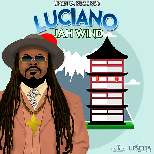 Jah Wind by Luciano