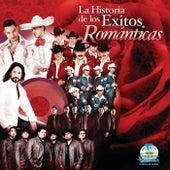 La Historia De Los Exitos-Románticas by Various Artists