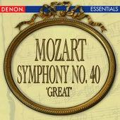 Mozart: Symphony No. 40 'Great' de Yevgeni Svetlanov