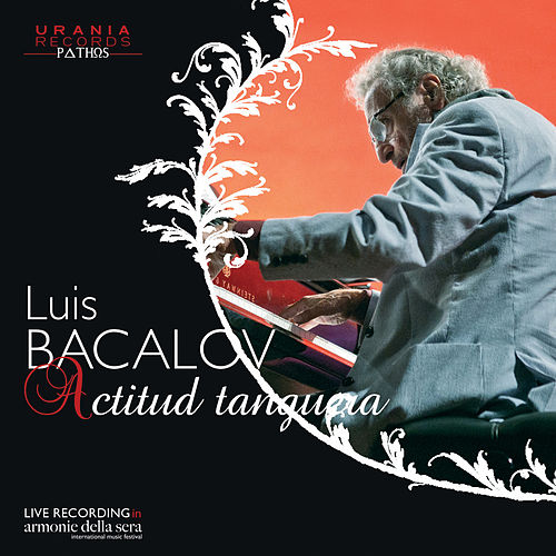 Actitud tanguera (Live) by Luis Bacalov