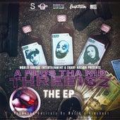 Three 16'z - EP by Aplus tha Kid
