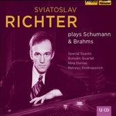 Sviatoslav Richter Plays Schumann & Brahms by Various Artists