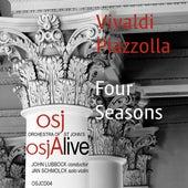 Vivaldi & Piazzolla: Four Seasons de Jan Peter Schmolck