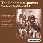 The Bohemian Quartet Play Smetana, Dvo?ák, & Suk by Bohemian Quartet