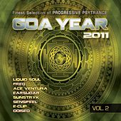 Goa Year 2011, Vol. 2 by Various Artists