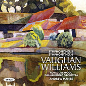 Vaughan Williams Symphony No.5 / Symphony No.6 de Royal Liverpool Philharmonic Orchestra