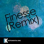 Finesse Remix (In the Style of Bruno Mars & Cardi B) [Karaoke Version] by Instrumental King