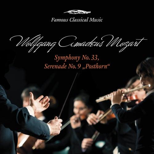Mozart: Symphony No. 33 & Serenade No. 9
