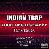 Look Like Monayyy (2am Project Retro - Future Remixes) [feat. Kreszenzia] de Indian Trap