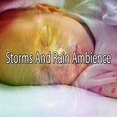 Storms And Rain Ambience de Rain Sounds Factory STHLM