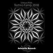 Techno Family 2018 de Various Artists