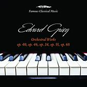 Edvard Grieg: Orchestral Works (Famous Classical Music) de Academy of St. Martin in the Field