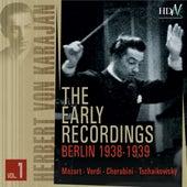 Herbert von Karajan (Early Recordings Volume 1 1938 - 1939) von Various Artists