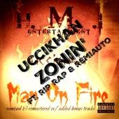 Zonin' (feat. Rip Rap & RemiAuto) by UcciKhan