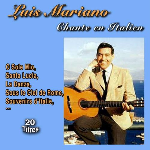 Luis Mariano chante en Italien (20 Titres) de Luis Mariano