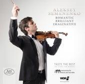 Grieg, Tchaikovsky, Castelnuovo-Tedesco & Others: Violin & Piano Works by Aleksey Semenenko