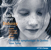 Debussy Orchestrations by Caplet, Ansermet, Ravel, Stokowski & Busser von Orchestre Symphonique de Québec