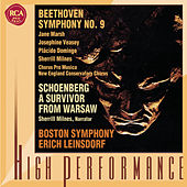 Beethoven: Symphony No. 9 / Schoenberg: A Survivor From Warsaw by Various Artists