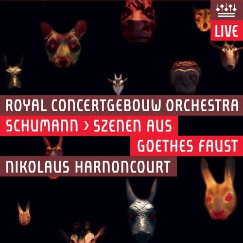 Schumann: Szenen Aus Goethes Faust by Royal Concertgebouw Orchestra