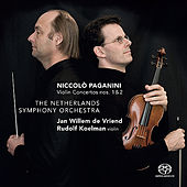 Paganini: Violin Concerto's Nos. 1 & 2 by The Netherlands Symphony Orchestra