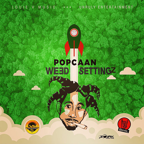 Weed Settingz - Single by Popcaan