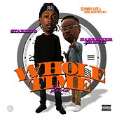 Whole Time (Remix) [feat. Starlito] de Hard Liquor Shawty