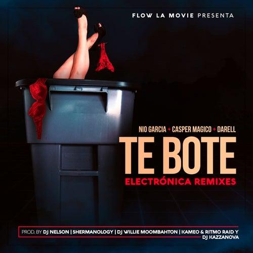 Te Boté: Electrónica Remixes by Nio Garcia