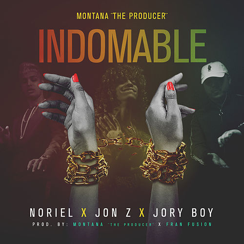 Indomable de Jon Z