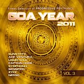 Goa Year 2011, Vol. 3 by Various Artists