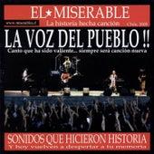 La voz del pueblo de Los Miserables