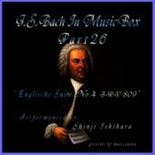 Bach In Musical Box 26 /  English Suite No.4 F Major BWV 809 by Shinji Ishihara