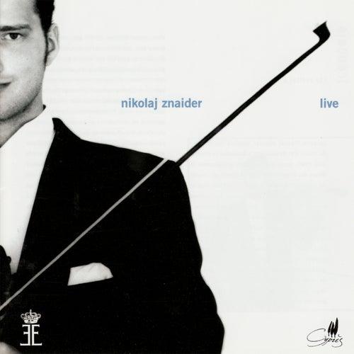 Nikolaj Znaider Live by Nikolaj Znaider