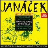 Janacek: Opera Suites by Prague Symphony Orchestra